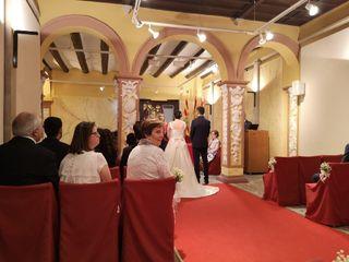 La boda de Dunia y Jose