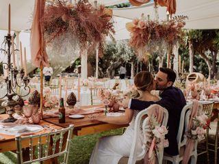 La boda de Mª José y Efren