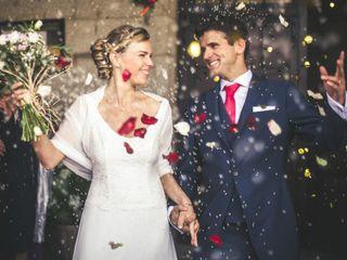 La boda de Pauline y Carlos