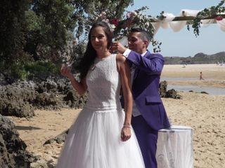 La boda de Leticia y David 3