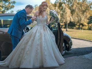 La boda de Oksana y Christoph 1