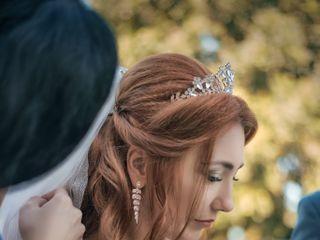 La boda de Oksana y Christoph 2