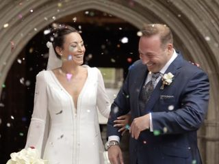 La boda de Miriam y David