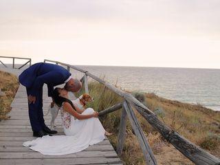 La boda de Nayara y Pedro