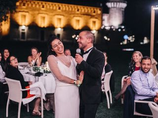 La boda de Amin y Max
