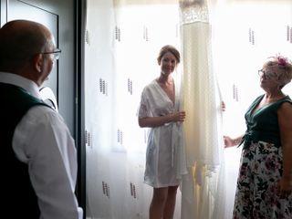 La boda de Adriana y Rubén 1