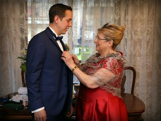 La boda de Kitxi  y Andrés 1