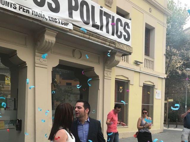 La boda de Lluís y Elisa en La Pobla De Claramunt, Barcelona 13