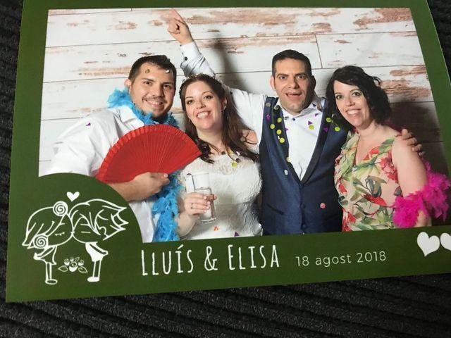 La boda de Lluís y Elisa en La Pobla De Claramunt, Barcelona 15