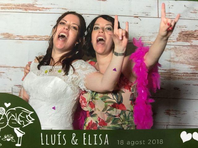 La boda de Lluís y Elisa en La Pobla De Claramunt, Barcelona 2