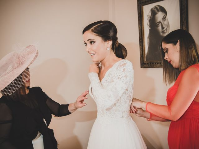 La boda de Mario y Sara en Ciudad Real, Ciudad Real 39