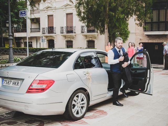 La boda de Mario y Sara en Ciudad Real, Ciudad Real 43
