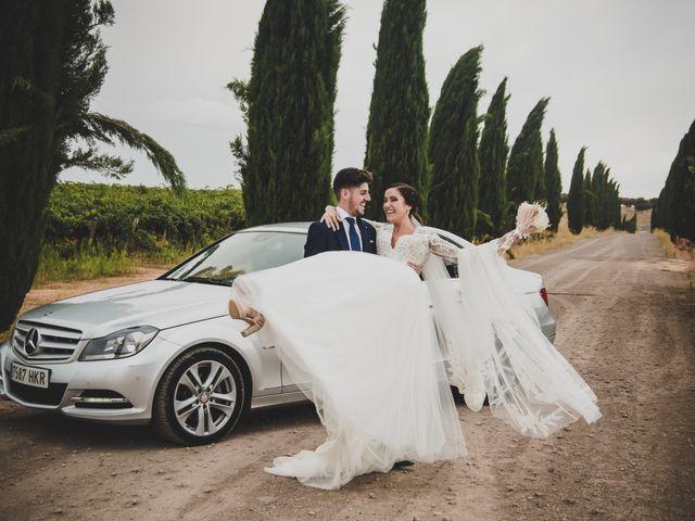 La boda de Mario y Sara en Ciudad Real, Ciudad Real 60
