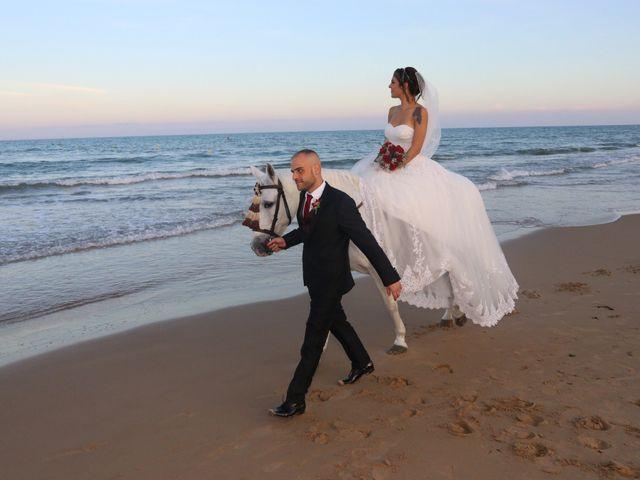 La boda de Jose y Marisa en Guardamar Del Segura, Alicante 14