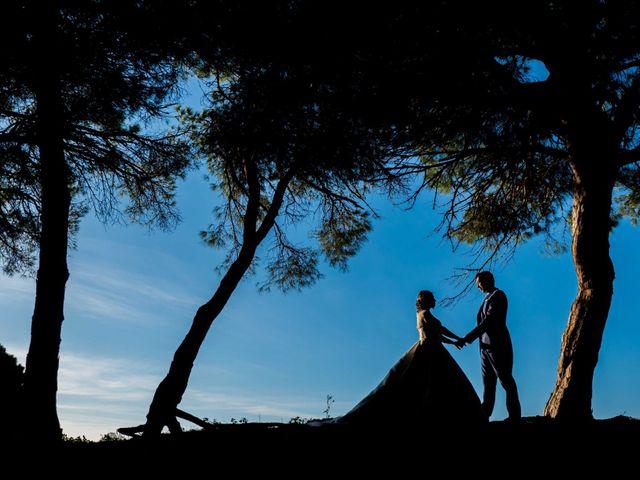 La boda de Fran y Adelina en Bollullos Par Del Condado, Huelva 2