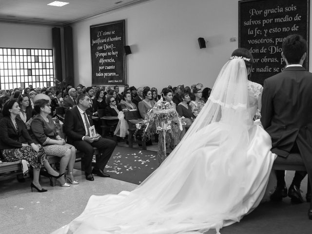 La boda de Fran y Adelina en Bollullos Par Del Condado, Huelva 3