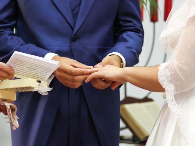 La boda de Fran y Adelina en Bollullos Par Del Condado, Huelva 4