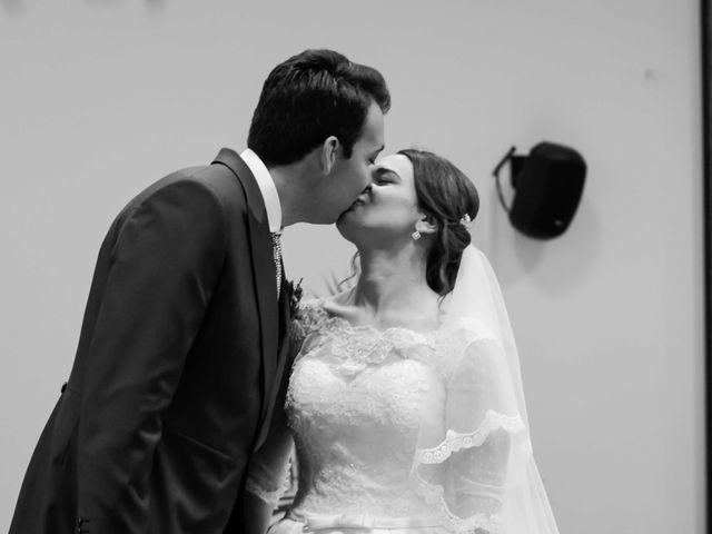 La boda de Fran y Adelina en Bollullos Par Del Condado, Huelva 1
