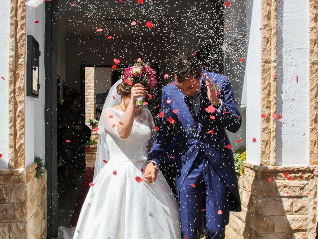La boda de Fran y Adelina en Bollullos Par Del Condado, Huelva 5