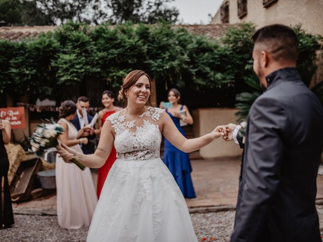 La boda de Adria y Solange en Sentmenat, Barcelona 91