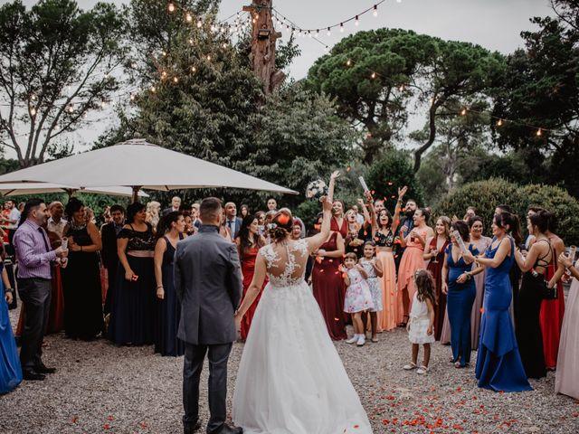 La boda de Adria y Solange en Sentmenat, Barcelona 92