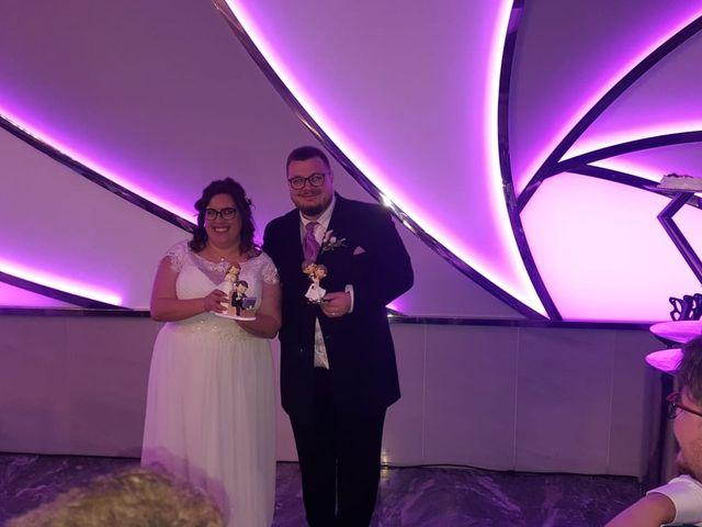 La boda de Viorel y Sheila en Petrer, Alicante 1