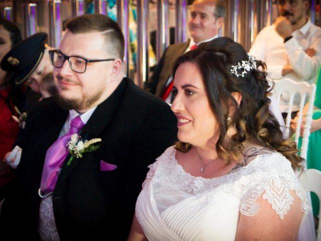 La boda de Sheila y Viorel