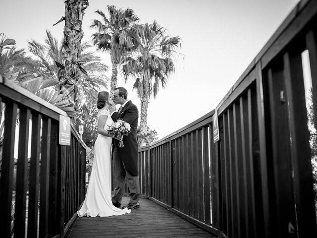 La boda de Alicia y Alfredo