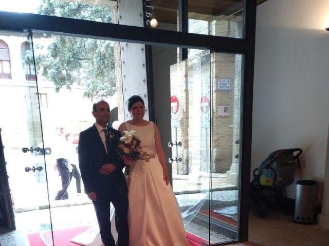 La boda de Jose y Dunia en Murillo De Gallego, Huesca 2