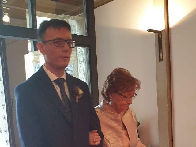 La boda de Jose y Dunia en Murillo De Gallego, Huesca 3