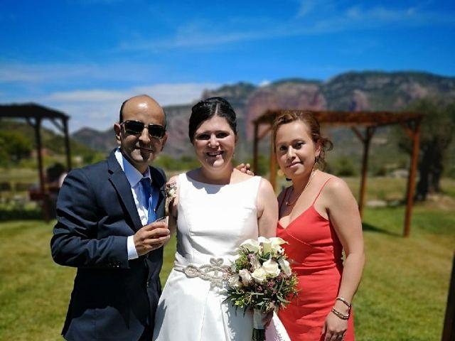 La boda de Jose y Dunia en Murillo De Gallego, Huesca 6