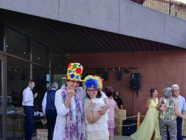 La boda de Jose y Dunia en Murillo De Gallego, Huesca 7