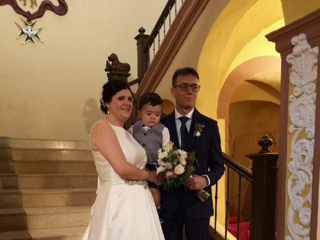 La boda de Jose y Dunia en Murillo De Gallego, Huesca 8