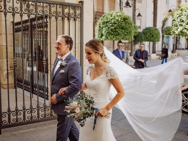 La boda de Efren y Mª José en Elx/elche, Alicante 16