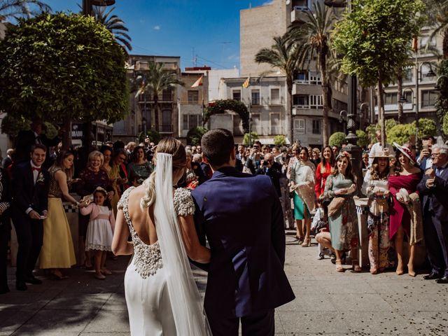 La boda de Efren y Mª José en Elx/elche, Alicante 22
