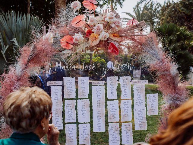 La boda de Efren y Mª José en Elx/elche, Alicante 26