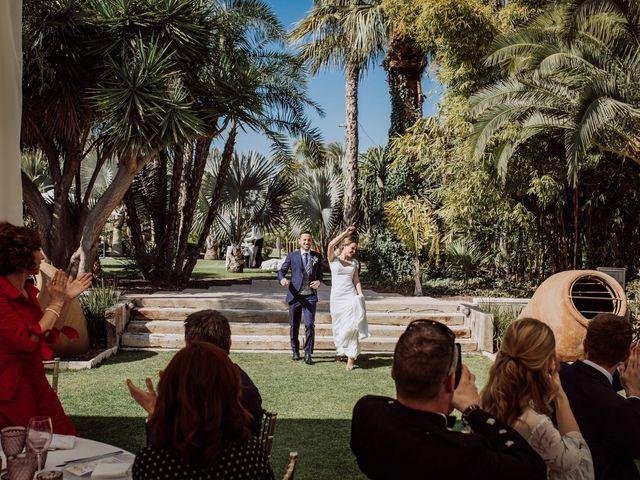 La boda de Efren y Mª José en Elx/elche, Alicante 33