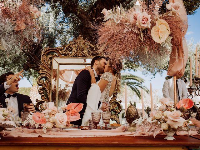 La boda de Efren y Mª José en Elx/elche, Alicante 37