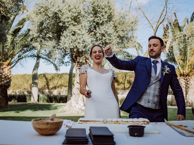 La boda de Efren y Mª José en Elx/elche, Alicante 43