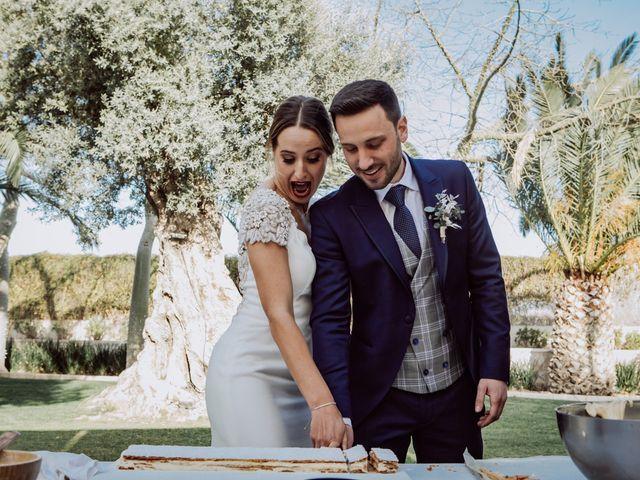La boda de Efren y Mª José en Elx/elche, Alicante 44