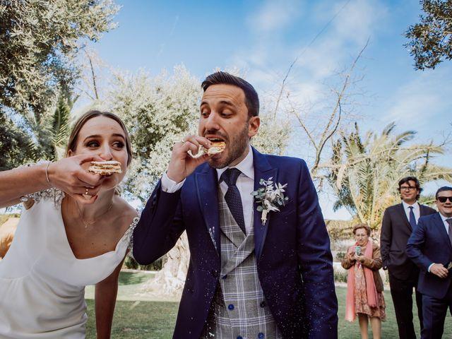 La boda de Efren y Mª José en Elx/elche, Alicante 45