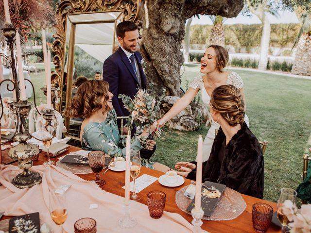 La boda de Efren y Mª José en Elx/elche, Alicante 47
