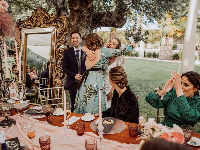 La boda de Efren y Mª José en Elx/elche, Alicante 48