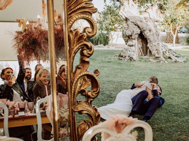 La boda de Efren y Mª José en Elx/elche, Alicante 54