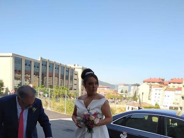 La boda de Manuel y Nicole en Ourense, Orense 4