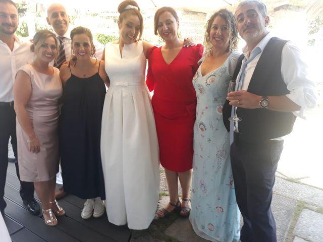 La boda de Manuel y Nicole en Ourense, Orense 6
