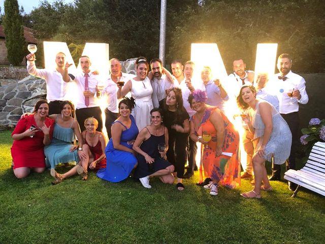 La boda de Manuel y Nicole en Ourense, Orense 8