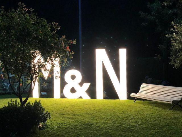 La boda de Manuel y Nicole en Ourense, Orense 10