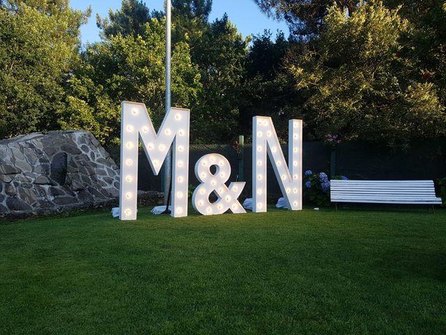 La boda de Manuel y Nicole en Ourense, Orense 13