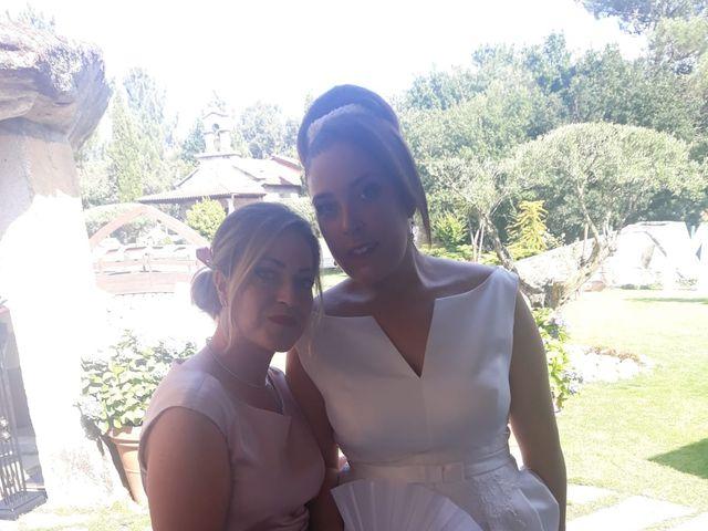 La boda de Manuel y Nicole en Ourense, Orense 15